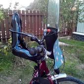Велокресло CMC на перед до 15 кг.