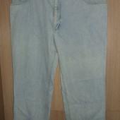 джинсы большой размер пояс 116см высокий рост