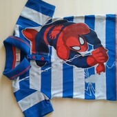 Marvel kids Spiderman р.4-5 р.110см.100%cotton