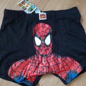 Трусы Spider-man, р.М