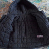 Класное тёплое пальтишко