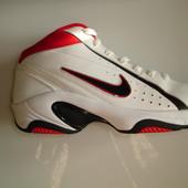 Кроссовки Nike The Overplay, оригинал, р 43-43,5 (UK 10), стелька 29 модель 318853-100 в идеале, без