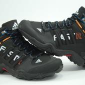 Мужские Зимние Кроссовки Adidas С Мехом
