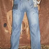 Новые!Теплющие плотные мужские джинсы(на флисе),производство Турция,размер29(34)