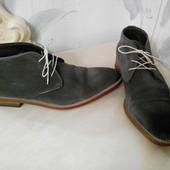 Мужские ботинки, полу-сапоги Floris van Bommel 43-44р(28-29cм) Голландия, бренд