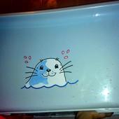 Детская ванночка Bebe jou в хорошем состоянии!