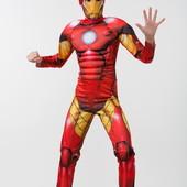 Костюм мужской Железный человек (Iron Man)