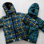 Отличные зимние термо-куртки Glo-Story в размере 92/98