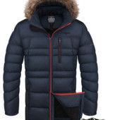 Куртка мужская меховая