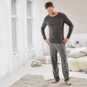 Мужские домашние брюки 100% хлопок Tchibo Германия р. М