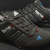 Кроссовки Adidas Terrex на цигейке