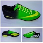 Сороконожки Nike Mercurial размеры 36-39. Поставщик