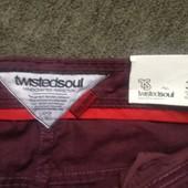 Twisted Soul джинсы на 30/34 ,S/М р-р. Смотрим замеры и больше фото в магазине.