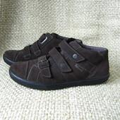 Ricosta р.36-37 красовки туфлі нові замшеві