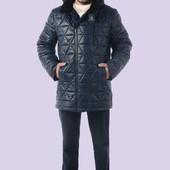 Куртка мужская зимняя больших размеров