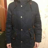 Зимняя мужская куртка (парка)