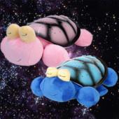 Ночник проектор звездного неба музыкальная черепаха (USB - Snail Turtle)