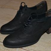 Paul Green туфли оксфорды, кожаные 37р