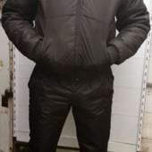 Мужской костюм на синтепоне