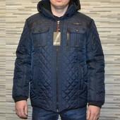Качественная зимняя мужская куртка, производство Польша,р.50-58