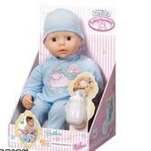 кукла-мальчик с бутылочкой My First Baby Annabell, 36 см Zapf Creation 794456