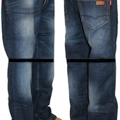 Мужские джинсы на флисе. 29.32 размер.