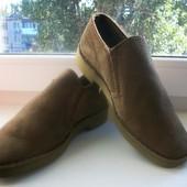 Туфли мужские натуральная замша р.42