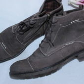 44 30см Buggati Демисезонные замшевые ботинки