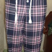 Штаны пижамные мужские,размер 14 Бронь