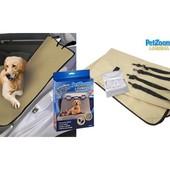 Чехол накидка на автокресло для перевозки животных PetZoom