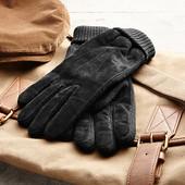 Перчатки замш-шерсть 9,5 tcm Tchibo Германия