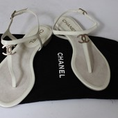 Босоножки Chanel  оригинал