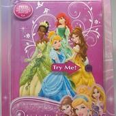 Журнал Принцессы Диснея Светящийся disney princess light Up journal