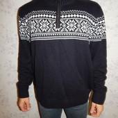 TU свитер мужской с горлом стильный модный рXL