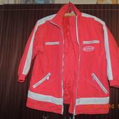 куртка демисезонная в хорош. сост на 8-10лет.130-140 рост