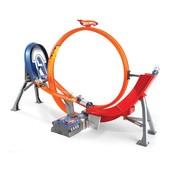 Hot wheels Трек Безумный форсаж Loop&Jump и 5 машинок. В наличии