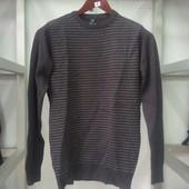 Мужской свитер Burak серый