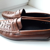 Коричневые туфли Испания