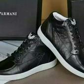 Шикарные ботинки Armani