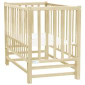 Детская кроватка для новорожденных Baby Sleep - Sabina bkp-0-0 (Naturholz)