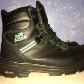 кожаные термо ботинки Aqua 45