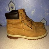 кожаные ботинки Timberland 38