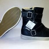 Новые! Красивые, качественные и тёплые ботинки ТМ Plato (36 размер)