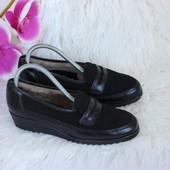 Распродажа ARA 38 24,5см Ara Теплые туфли на танкетке