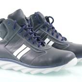 зимние мужские ботинки модель:В-з 151