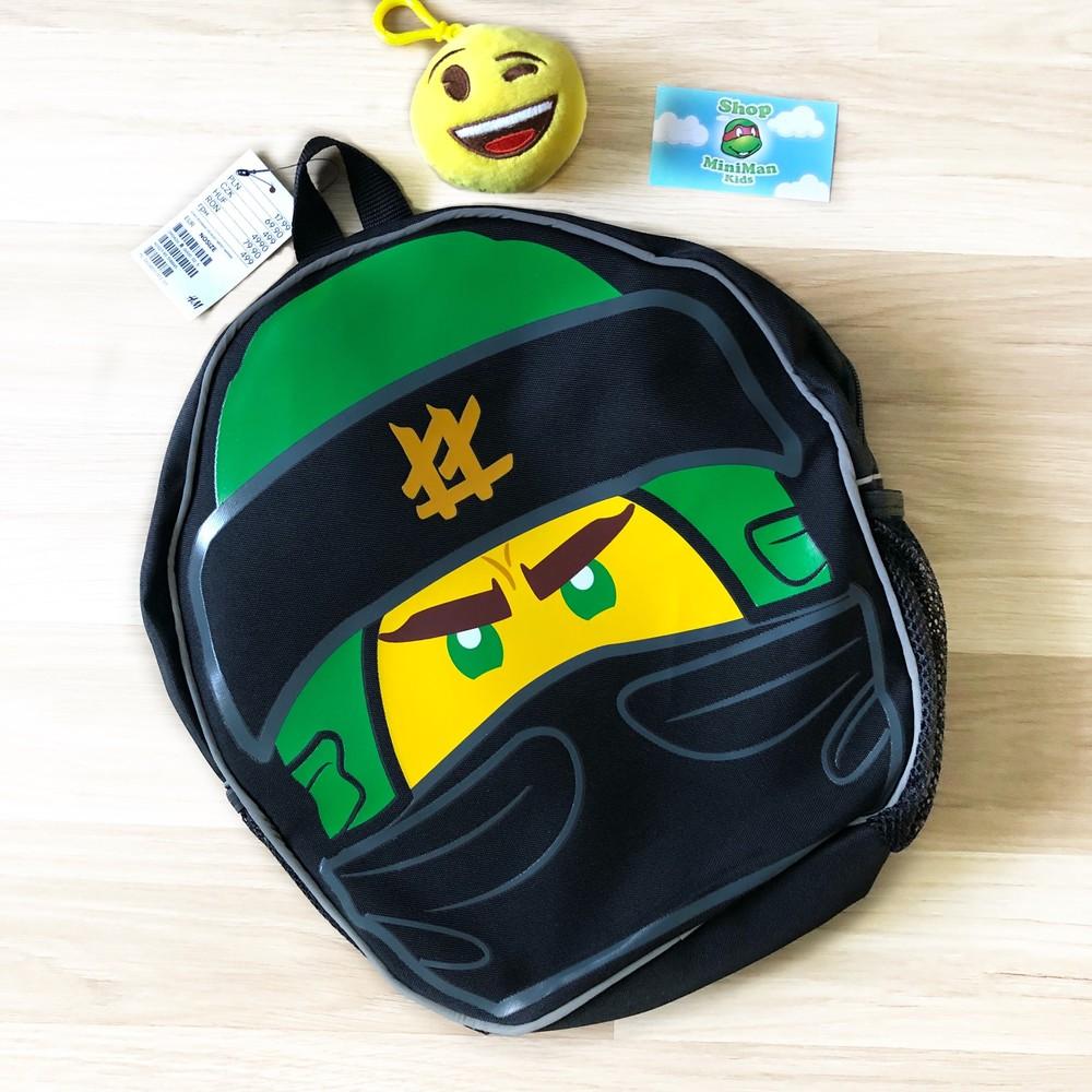 Рюкзак н&м ниндзяго для дошкольников и школьников от 5 лет фото №3