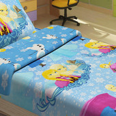 Красивое постельное белье для девочки Lotus Young - Frozen Olaf