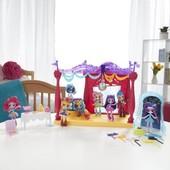 Игровой набор мини-кукол В школе, Hasbro