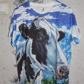 Футболка American Apparel sublimation-t