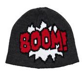 Mothercare 1-3 года стильная шапка для мальчика Boom (Новая, Сток)